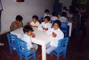 Orphans in Cuernavaca